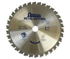 Steel Cutting Saw Blades - Cordless & Standard