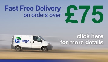 Free delivery on power tool accessories and fixing orders over £75 - click here for details